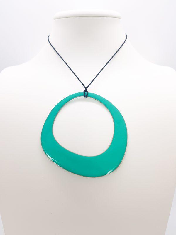 Buy copper enamel pendant Collartz