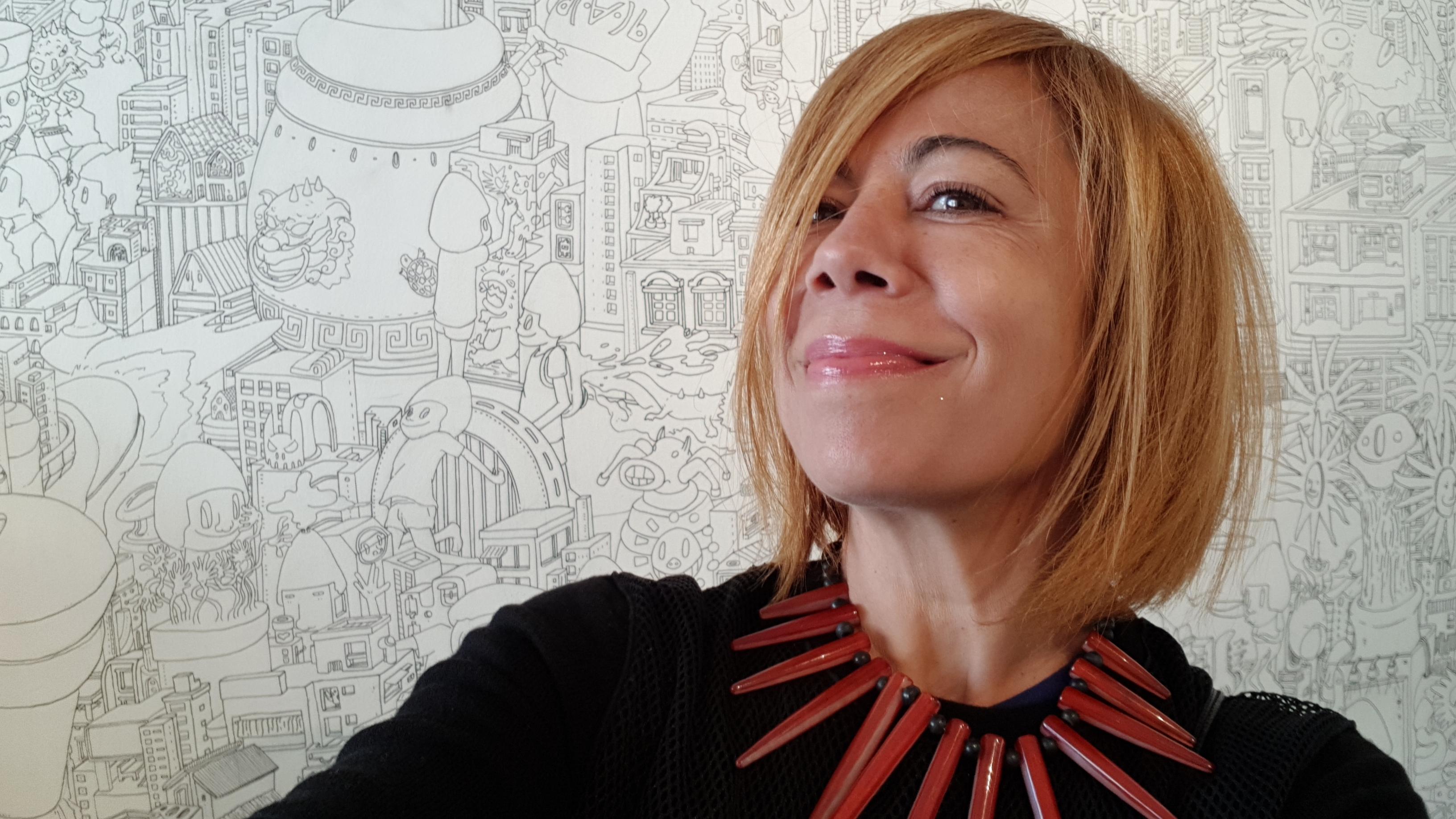 Lidia Pitzalis, Fundadora de Collartz,