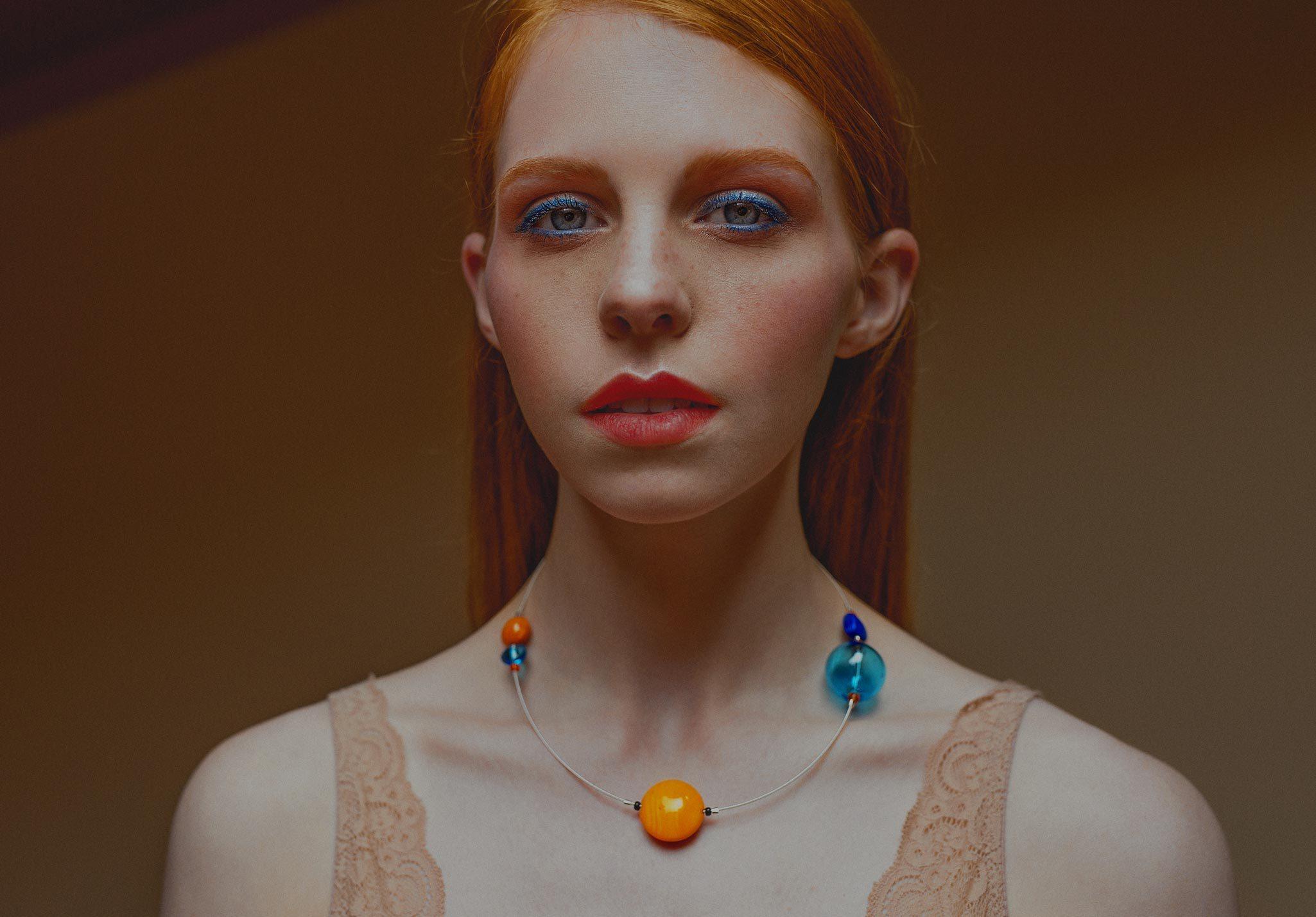Murano Glass Chokers by Lidia Pitzalis