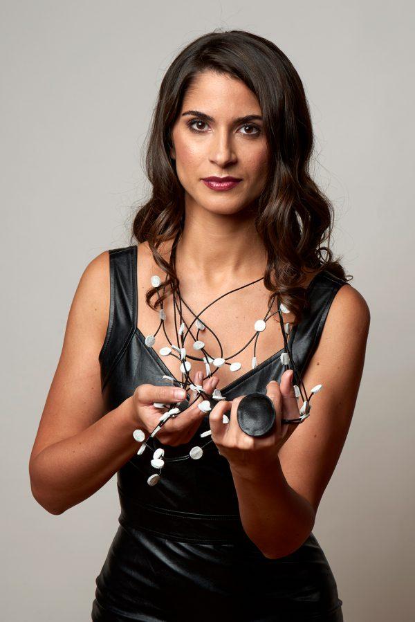 Collartz presents theNeptune Leather Ring,