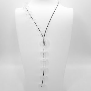 Collartz presents the Miami Necklace made by Glass Fantasy