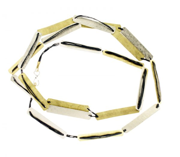 Collartz presents the Cleo Long Necklace,