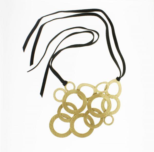 Collartz Collar de Laton Largos Griegos 3