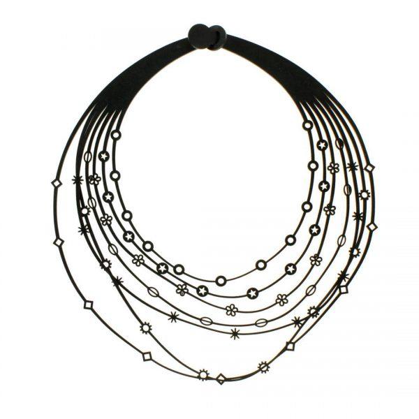 Collartz Rubber Necklace Plim TUN 2