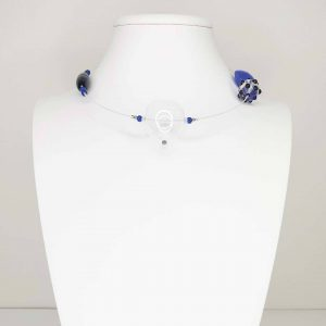 Murano-Glass-Chokers--Murano's-Essence--Starry-Nights