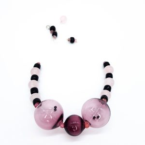 Blown Murano Glass Necklaces