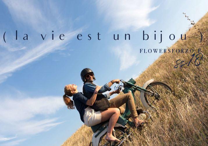 Collartz FlowersForZoe Pulseras de Piel