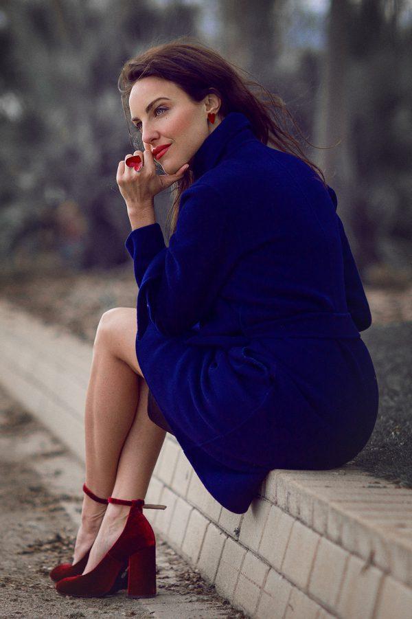 Valentina-Lagana-Silver Ring Cuore