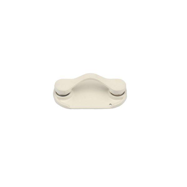 Collartz te presenta el Clipseam Blanco, un innovador accesorio para sujetar tus gafas y tenerlas siempre a mano.