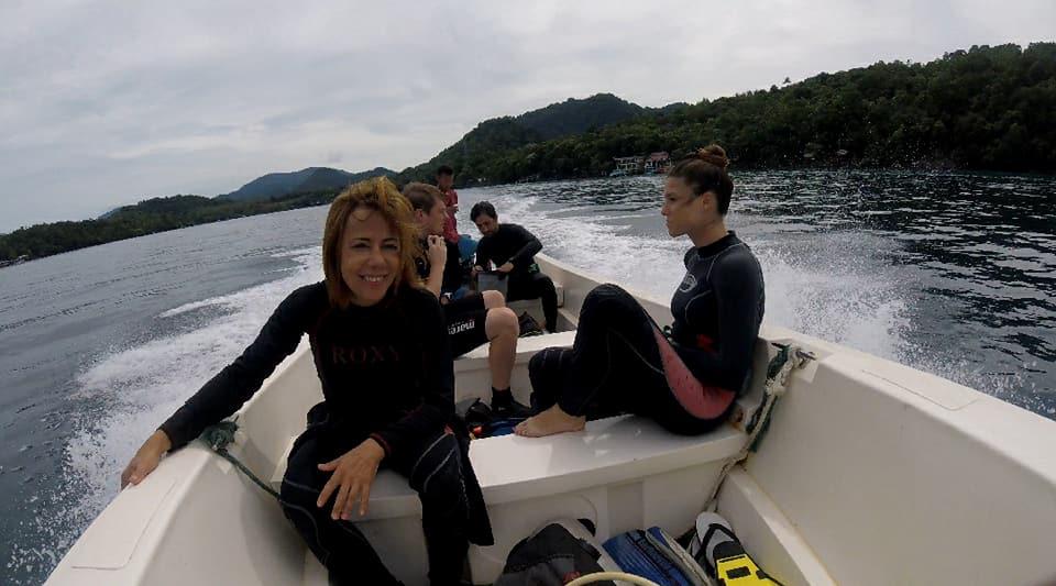 Collartz Lidia Pitzalis Conservación Marina