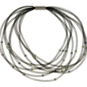 Collartz Collar de Malla Multihilos Verde 4