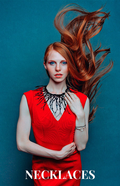 Collartz Design Necklaces Online Store