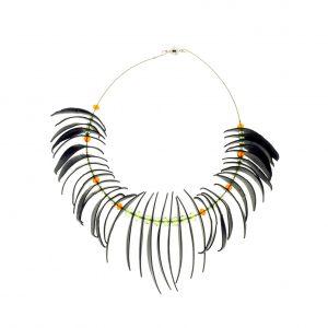 Collartz Collar de Caucho Reciclado Agapornis