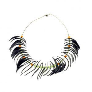 Collartz Collar de Caucho Reciclado Agapornis 2