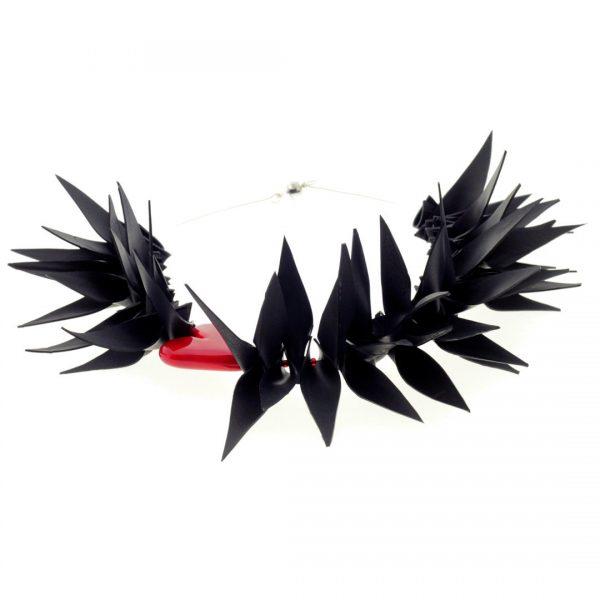 Collartz Collar de Caucho Reciclado Aire Love 1