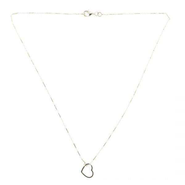 Collartz minimal Silver Chain Collartz Essential Love 3