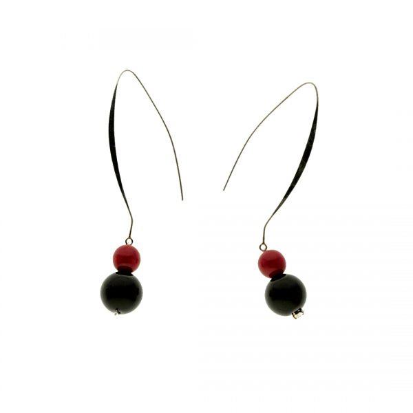 Lava Rossa Bubbles Earrings 3