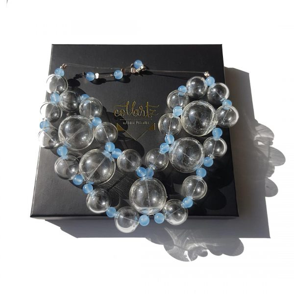 Breath of Wind Sky Maxi Necklace Box