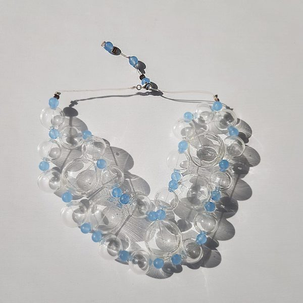 Breath of Wind Sky Maxi Necklace 2
