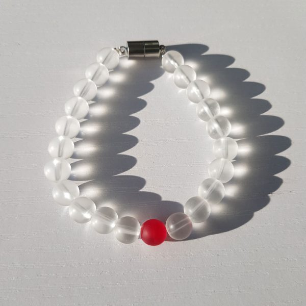 Lava Rossa Ice Bracelet 4