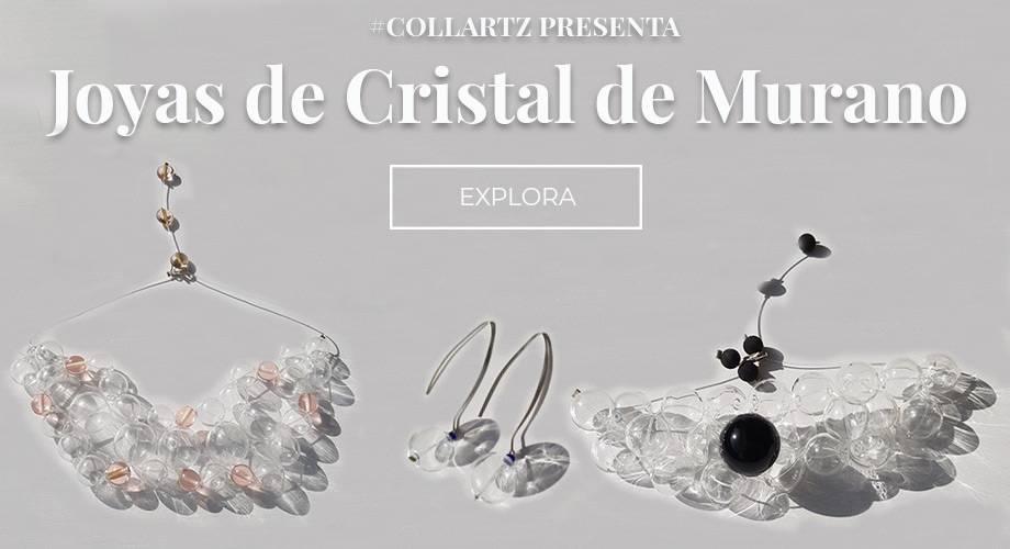 Collares de Cristal de Murano Collartz