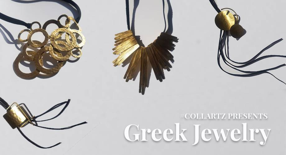 Greek Jewelry Collartz