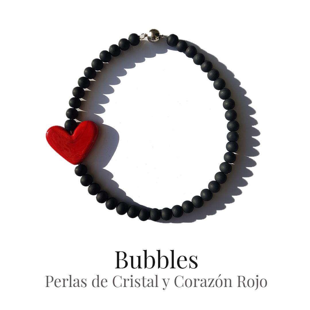 Collartz Lava Rossa Bubbles ES Texto