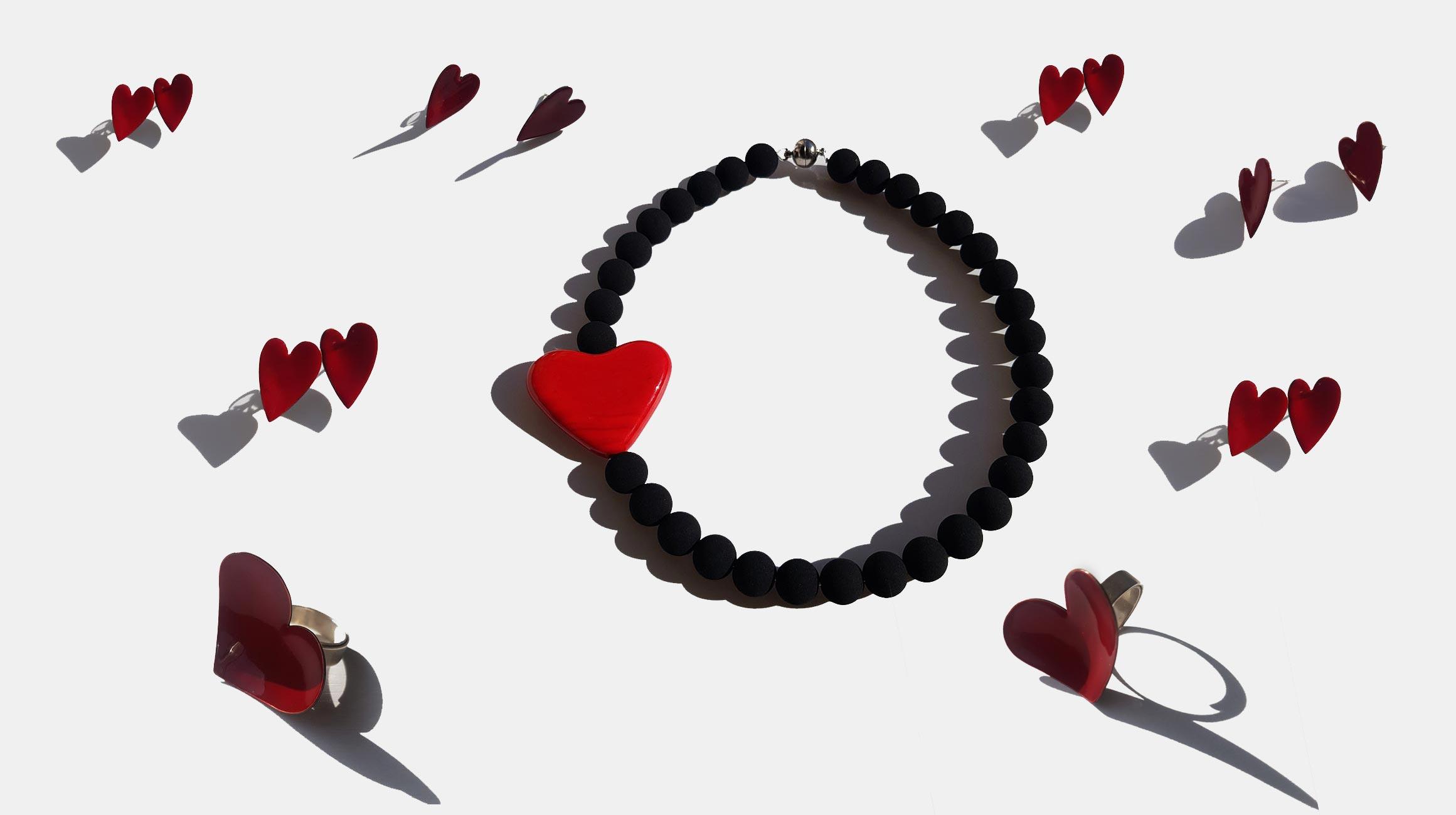 Collartz Accesorios San Valentin Corazon 1