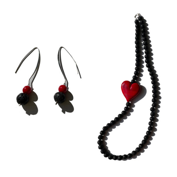 Set-Lava-Rossa-Nature-Collar-y-Pendientes-2