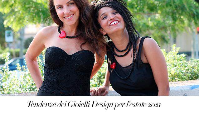 Tendenze Gioielli Di Design Estate 2021