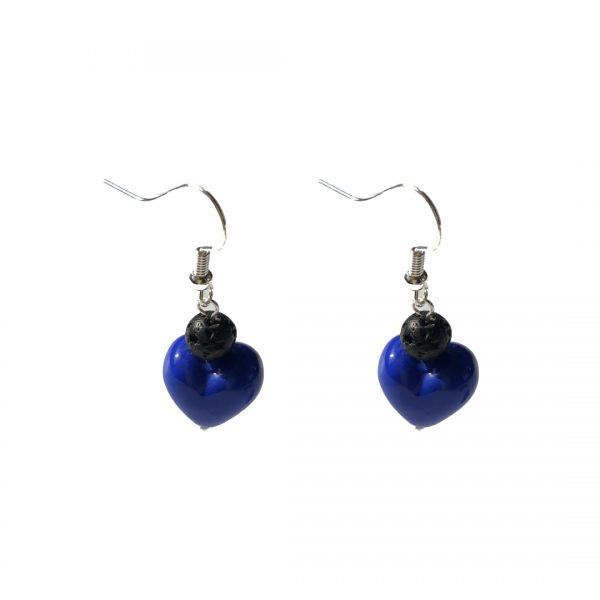 Pendiente-Lava-Azzurra-Mini-1